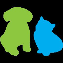 Logo dierenpension 't laarbroek